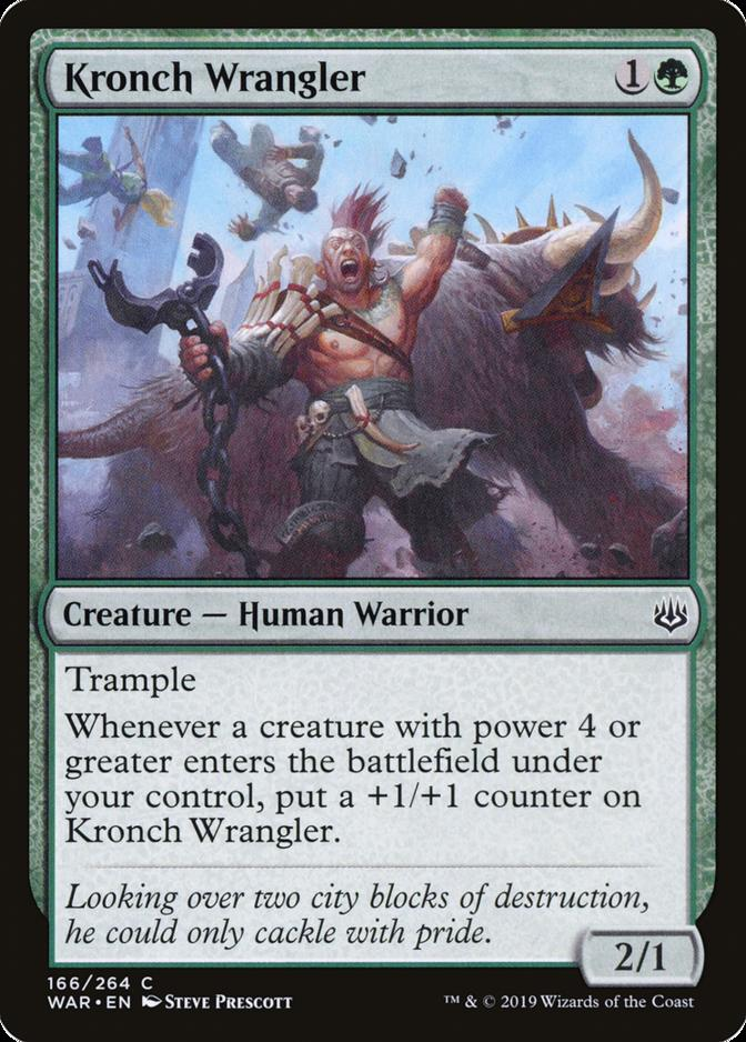 Kronch Wrangler [WAR]