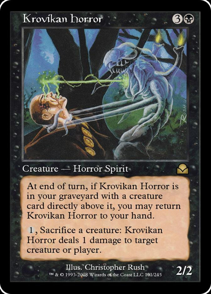 Krovikan Horror [ME2] (F)