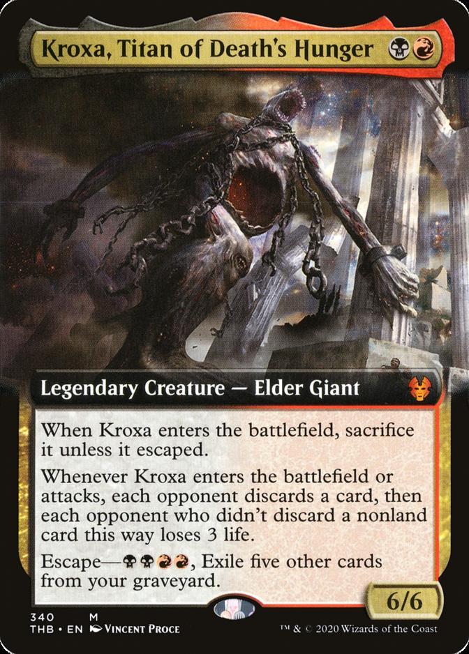 Kroxa, Titan of Death's Hunger [PTHB]