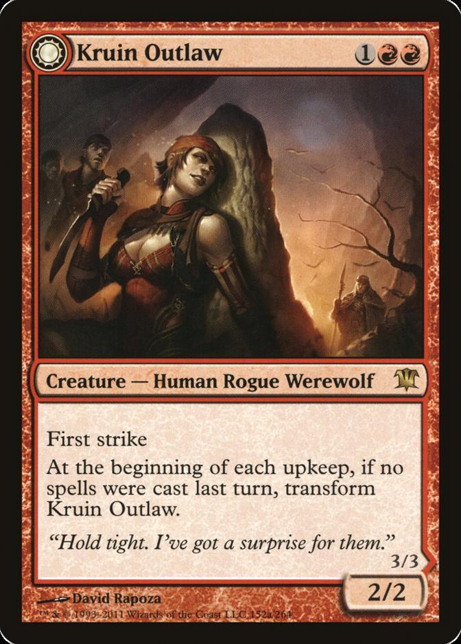 Kruin Outlaw [ISD]