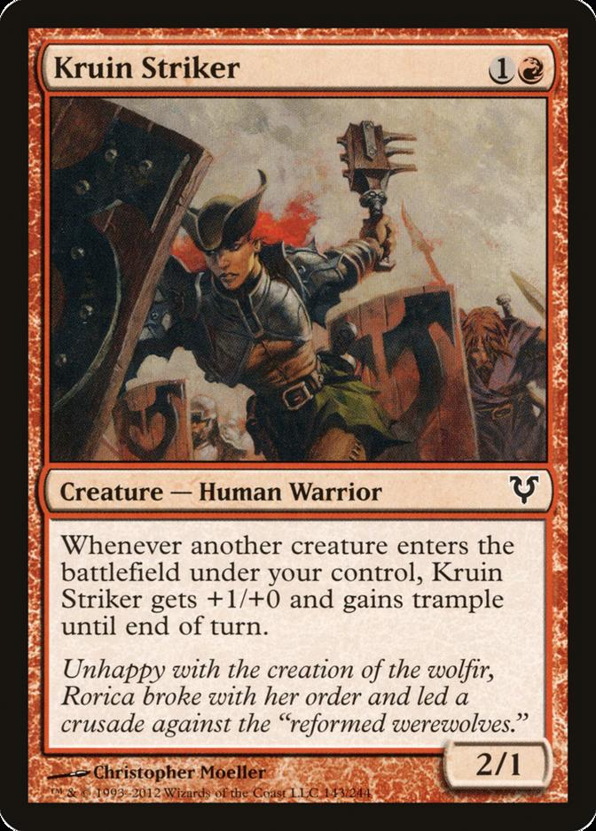 Kruin Striker [AVR]