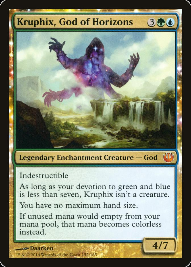 Kruphix, God of Horizons [JOU]