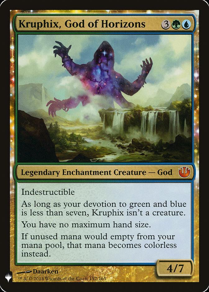 Kruphix, God of Horizons [MB1]