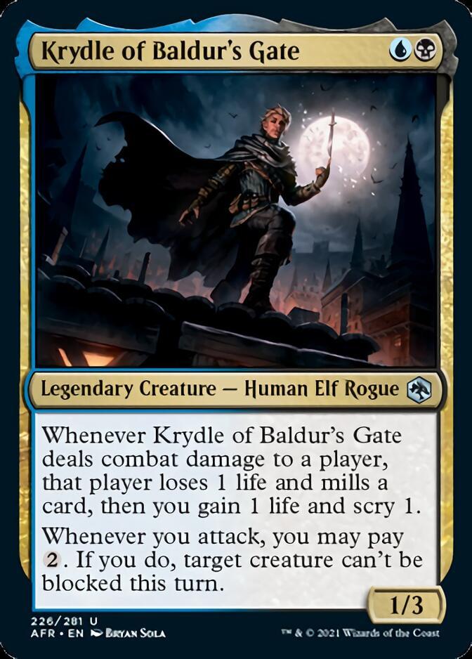 Krydle of Baldur's Gate [AFR]