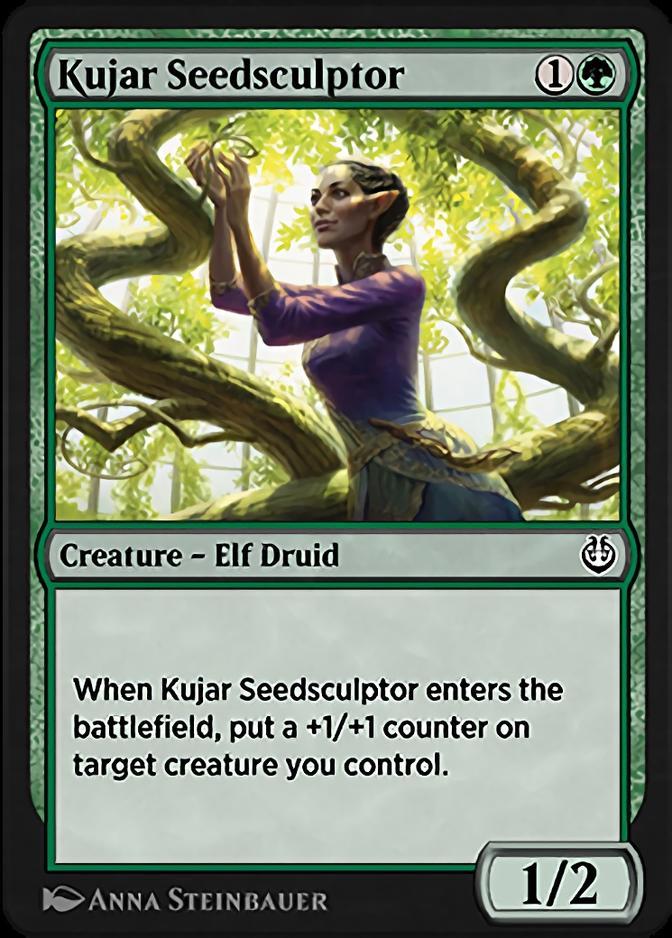 Kujar Seedsculptor [KLR]