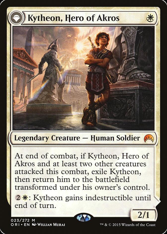 Kytheon, Hero of Akros [ORI]