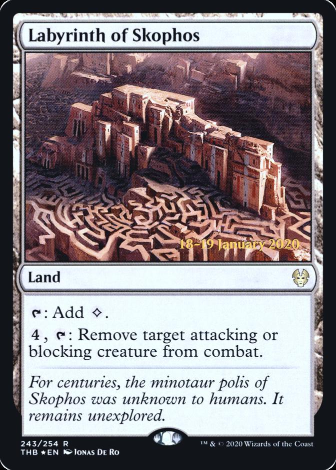 Labyrinth of Skophos [PRM-PRE] (F)
