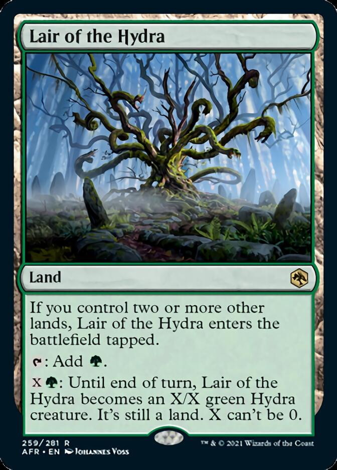 Lair of the Hydra [AFR]