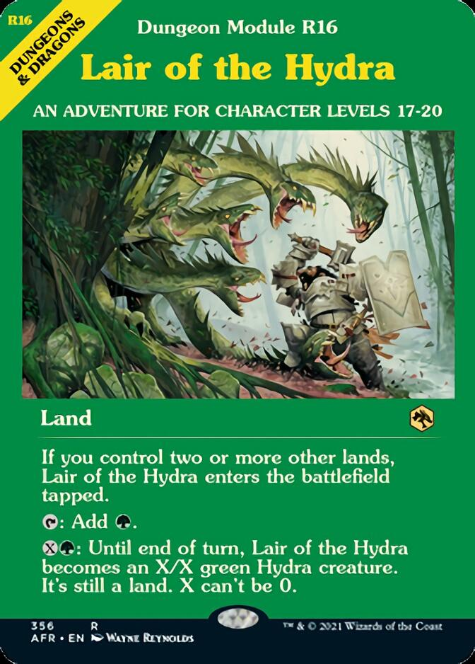 Lair of the Hydra <classic module> [AFR]