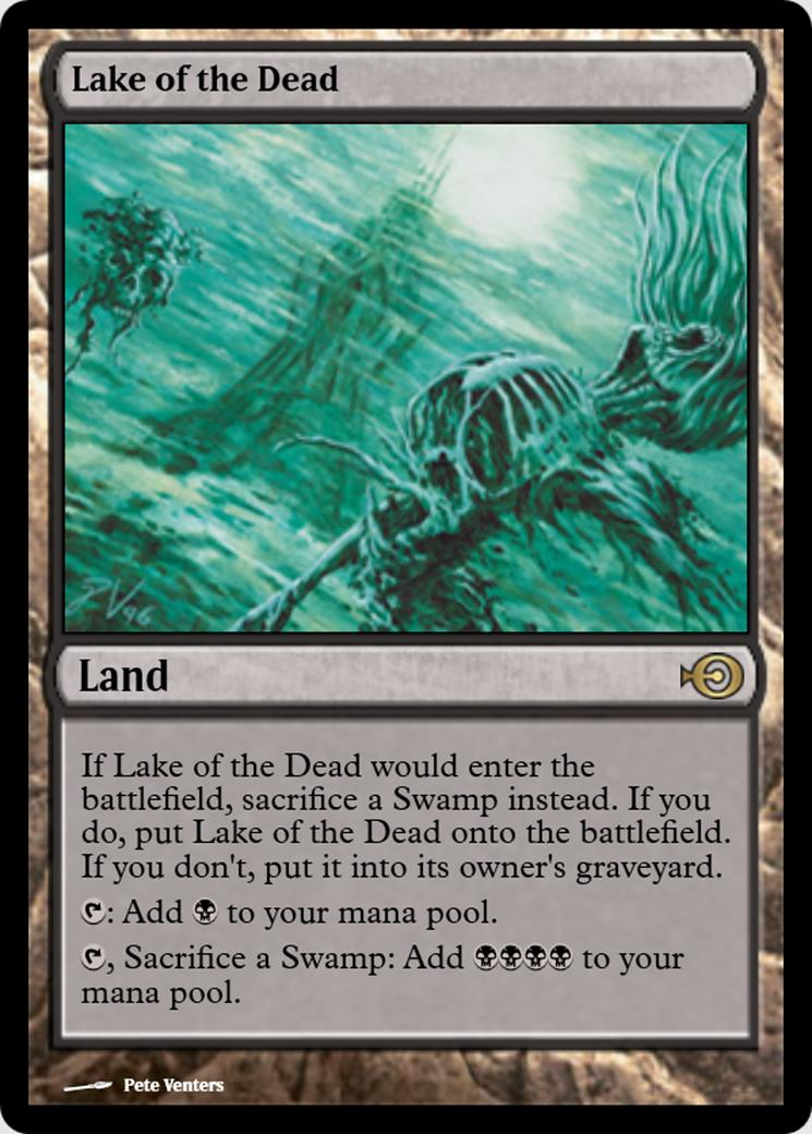 Lake of the Dead [PRM] (F)