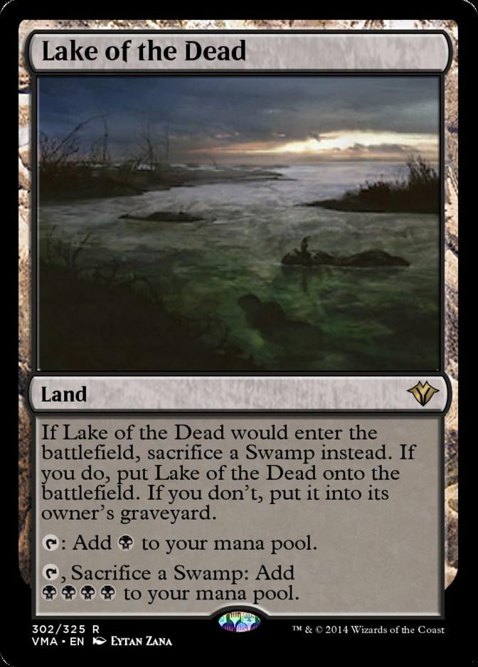 Lake of the Dead [VMA]