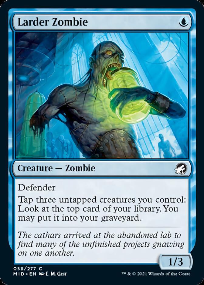 Larder Zombie [MID]