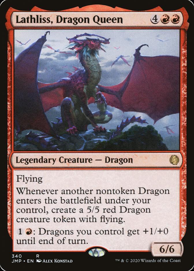 Lathliss, Dragon Queen [JMP]