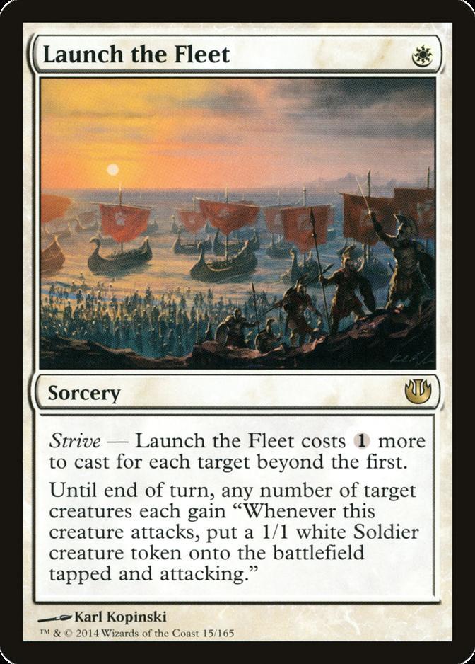 Launch the Fleet [JOU]