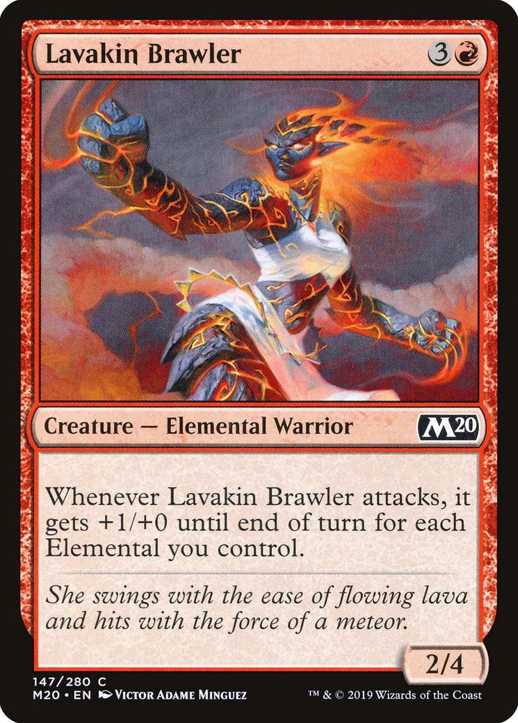 Lavakin Brawler [M20]