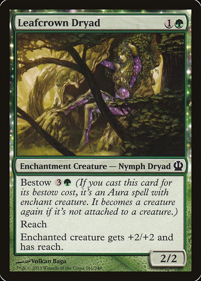 Leafcrown Dryad [THS]