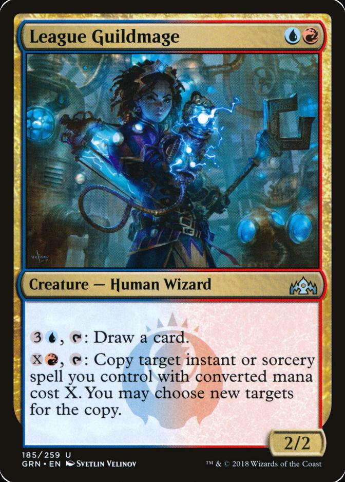 League Guildmage [GRN]
