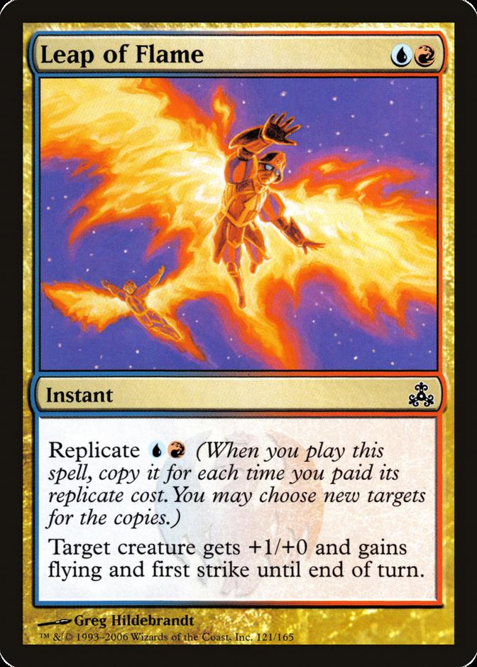 Leap of Flame [GPT]