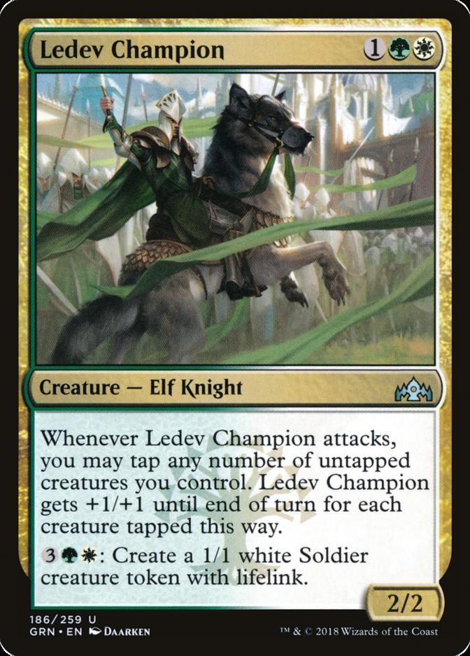 Ledev Champion [GRN]