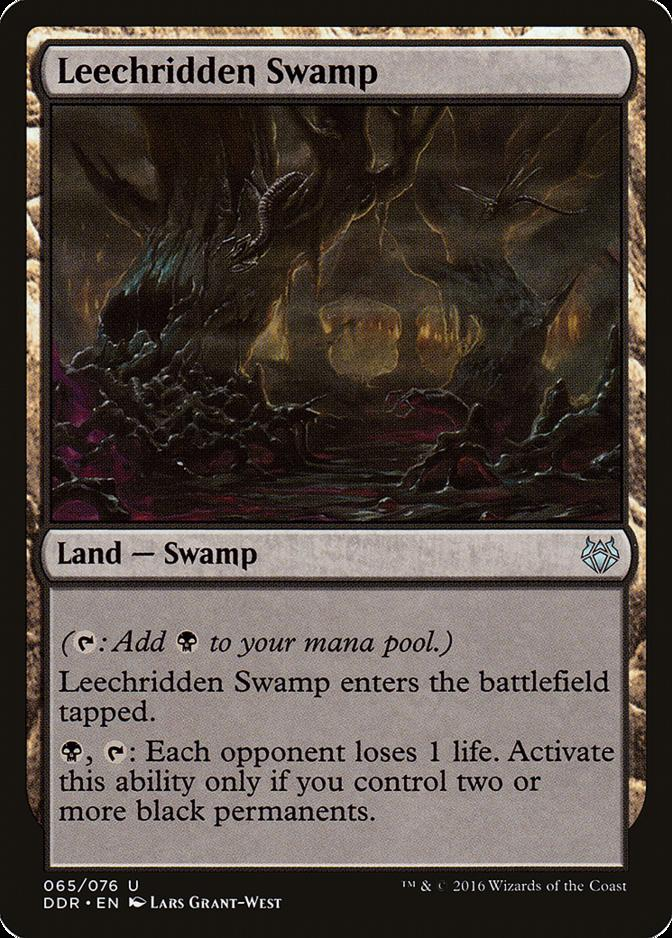Leechridden Swamp [DDR]