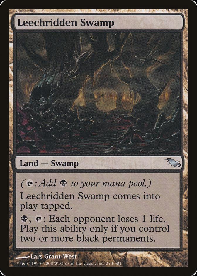 Leechridden Swamp [SHM]