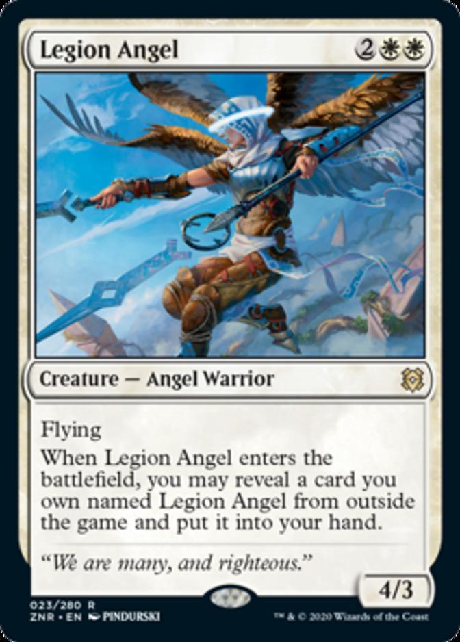 Legion Angel [ZNR]