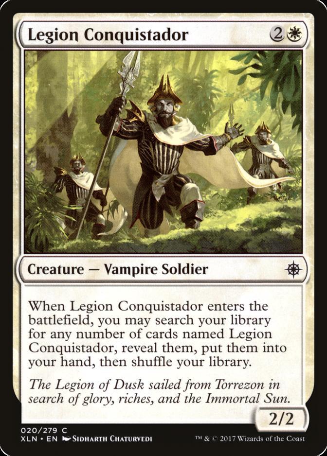 Legion Conquistador [XLN]