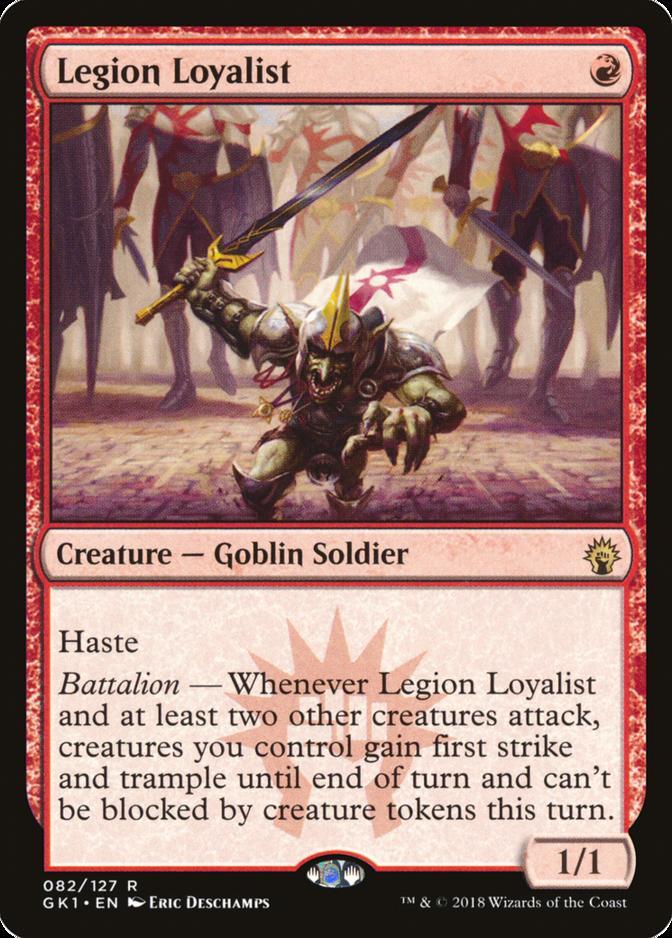 Legion Loyalist [GK1]