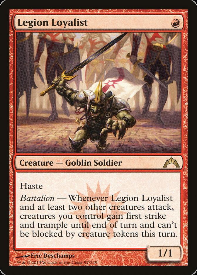 Legion Loyalist [GTC]