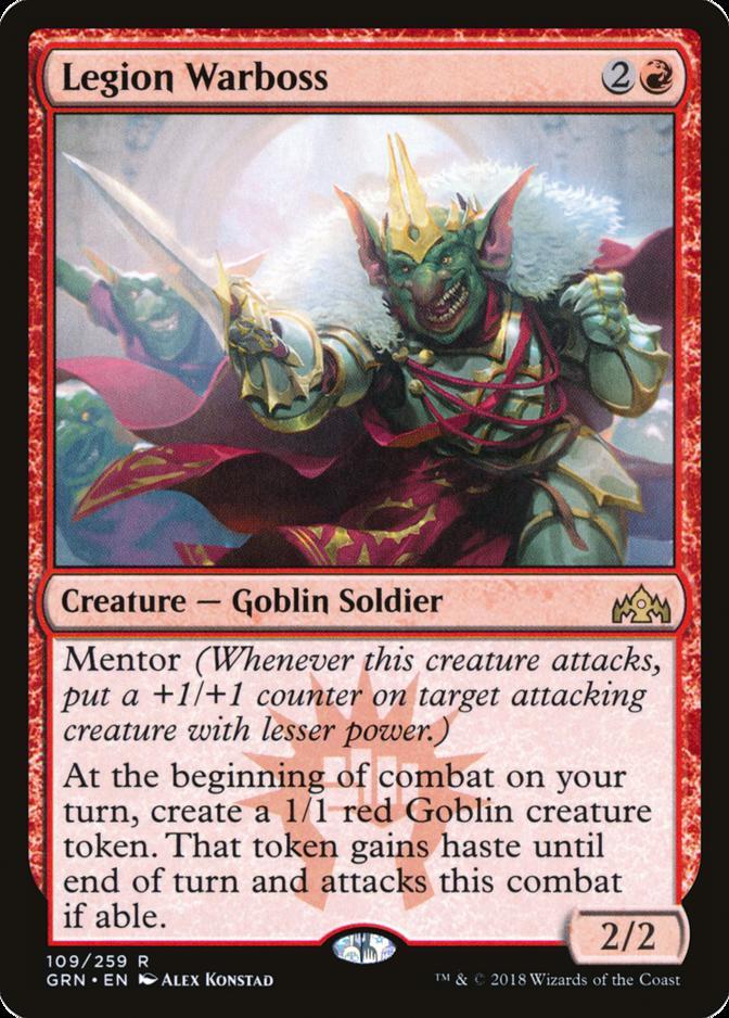 Legion Warboss [GRN]