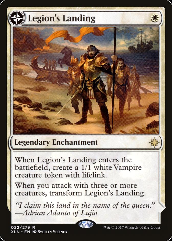 Legion's Landing [XLN]