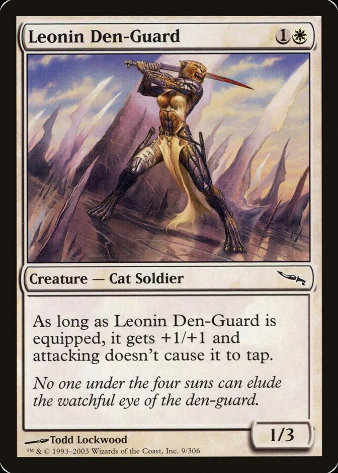 Leonin Den-Guard [MRD]