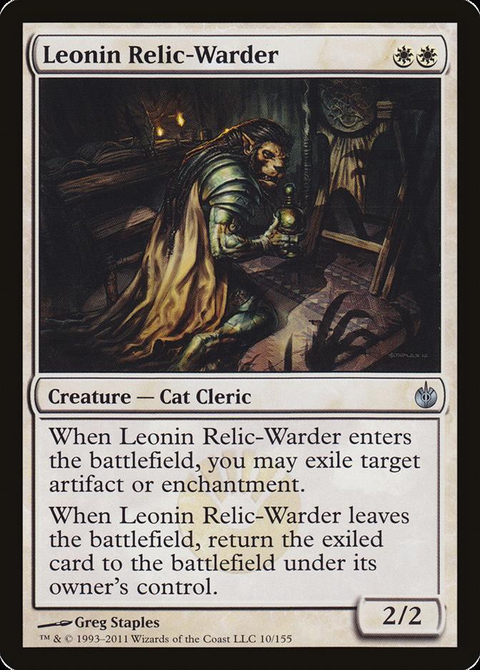 Leonin Relic-Warder [MBS]