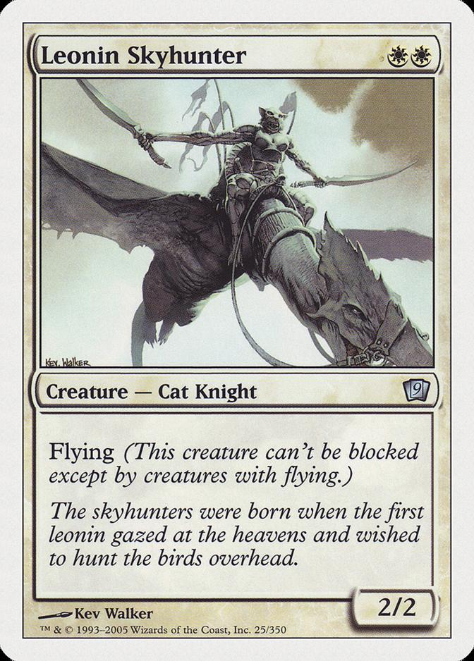 Leonin Skyhunter [9ED] (F)