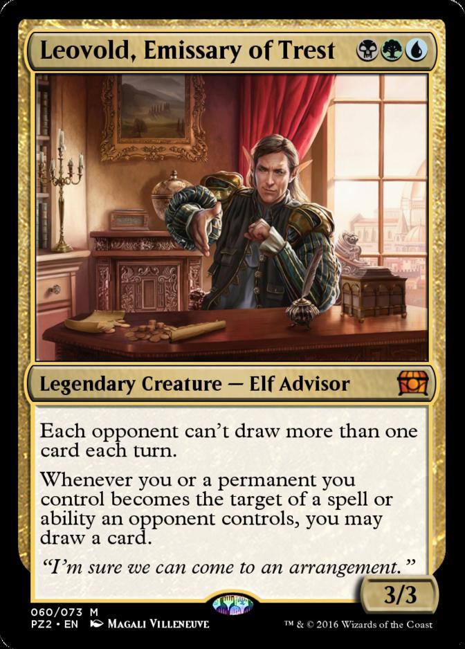 Leovold, Emissary of Trest [PZ2]