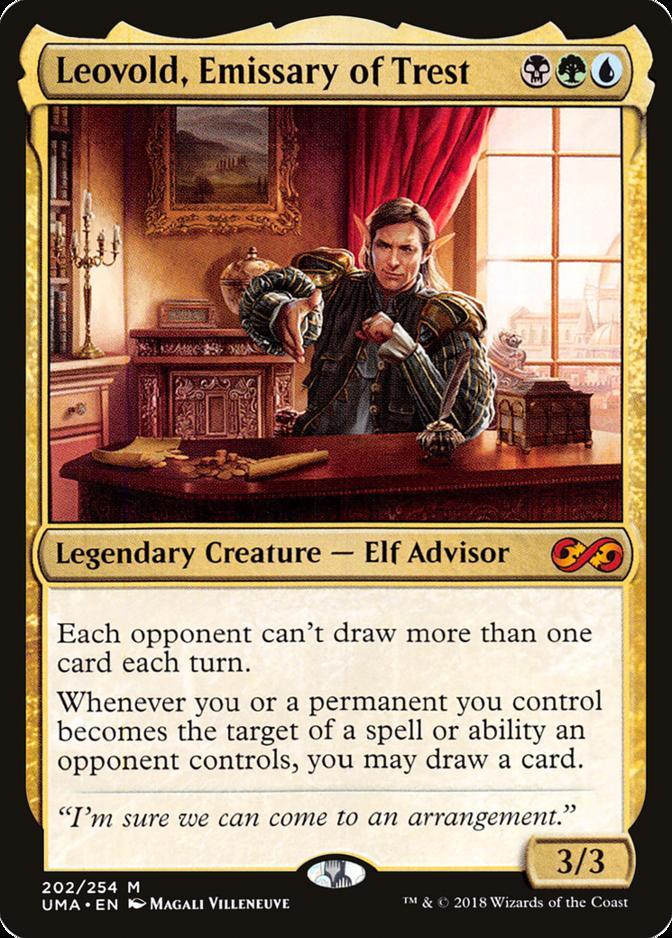 Leovold, Emissary of Trest [UMA]