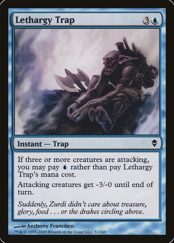 Lethargy Trap [ZEN]
