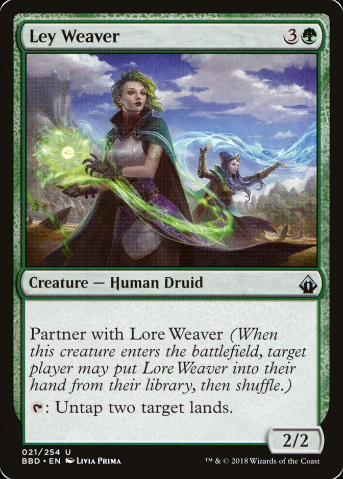 Ley Weaver [BBD]