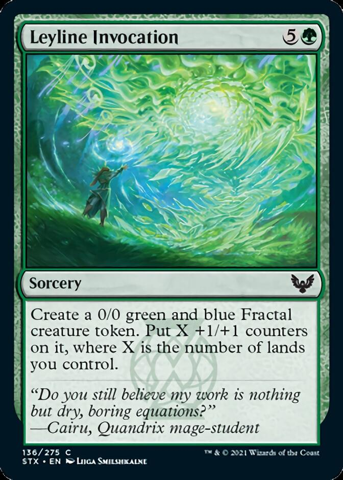 Leyline Invocation [STX]