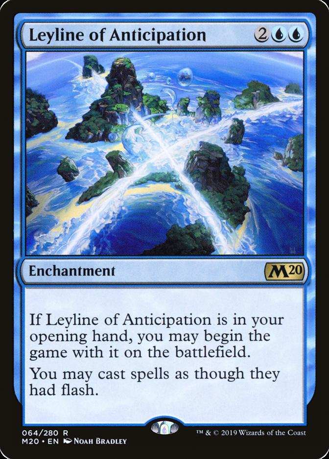 Leyline of Anticipation [M20]
