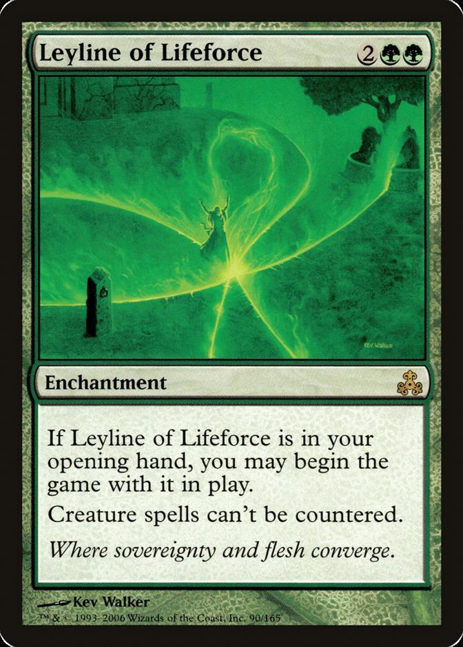 Leyline of Lifeforce [GPT]