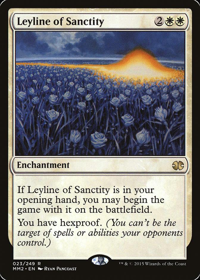 Leyline of Sanctity [MM2] (F)