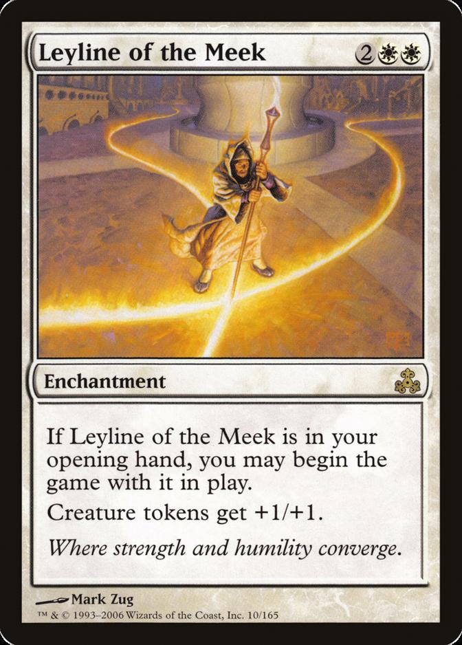 Leyline of the Meek [GPT]