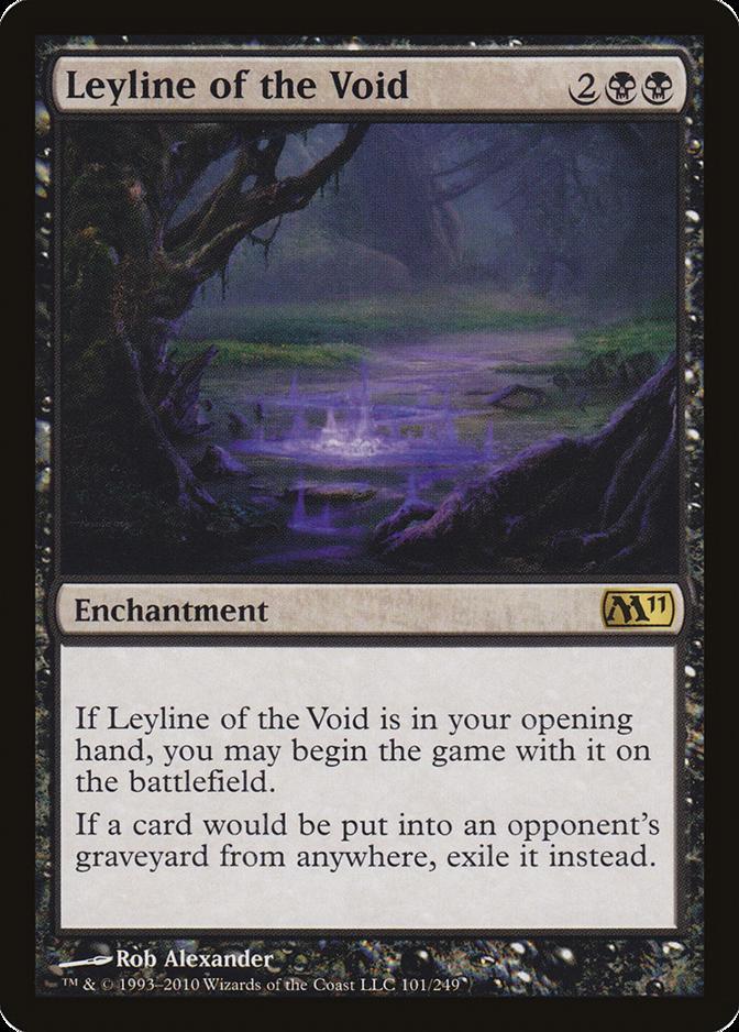 Leyline of the Void [M11] (F)