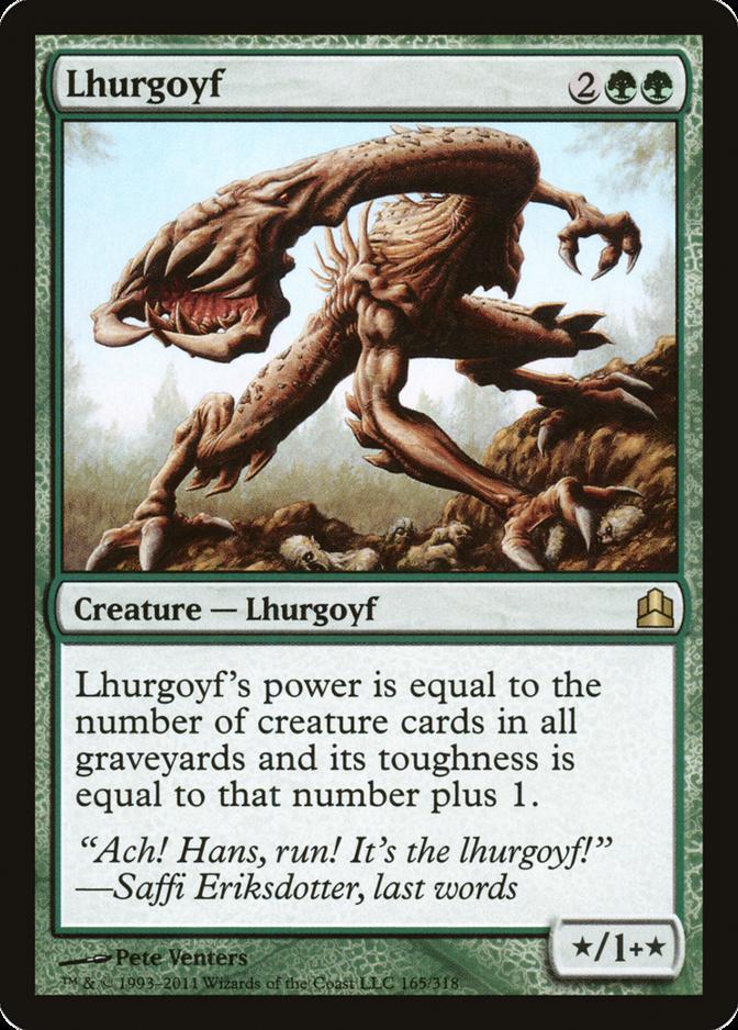 Lhurgoyf [CMD]