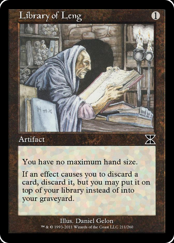 Library of Leng [ME4]