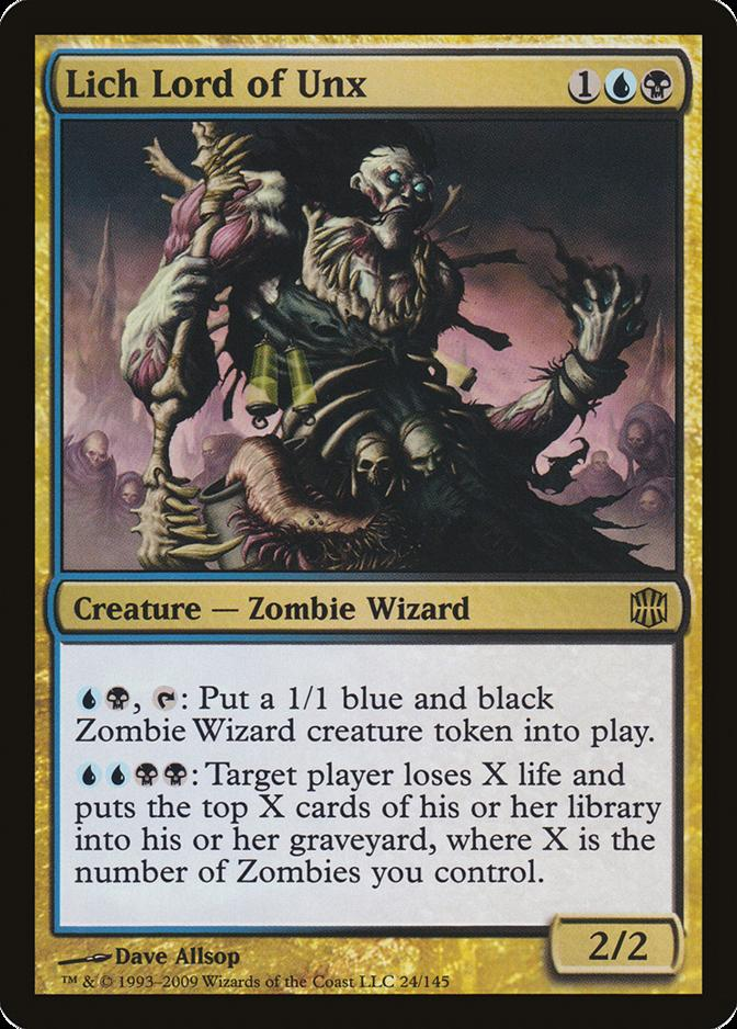 Lich Lord of Unx [ARB]