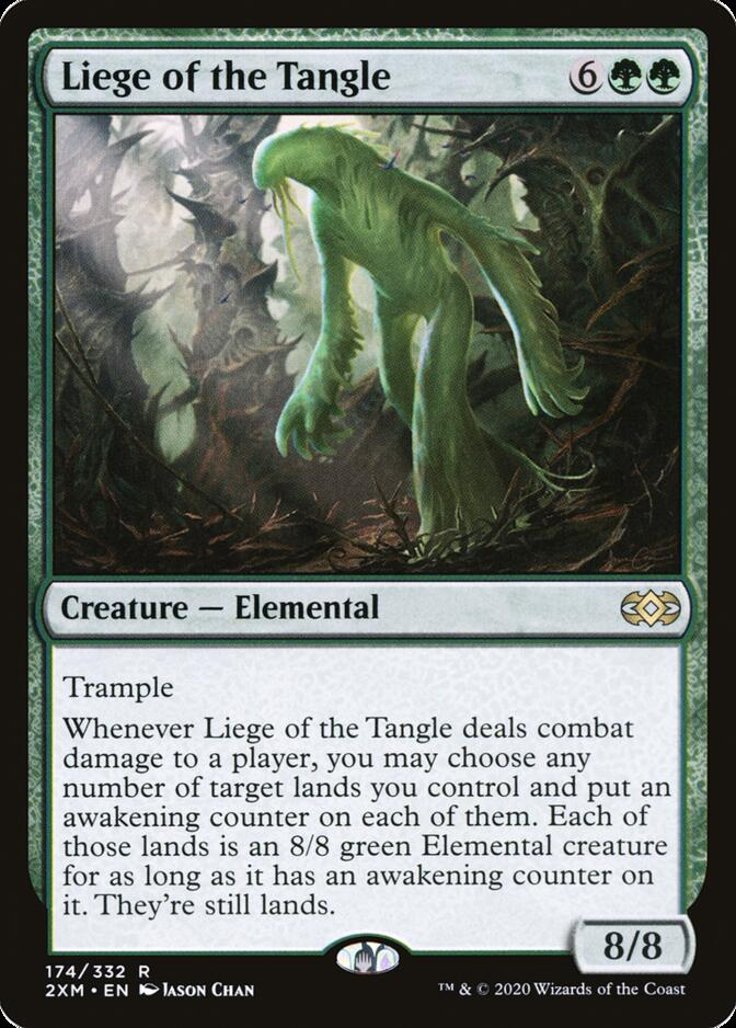 Liege of the Tangle [2XM]
