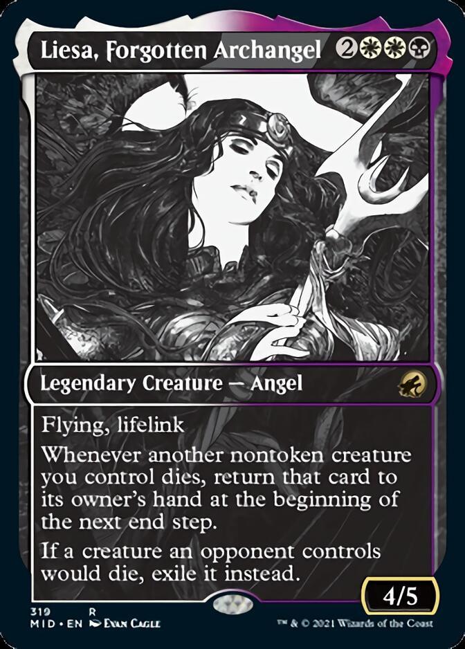 Liesa, Forgotten Archangel <showcase> [MID]