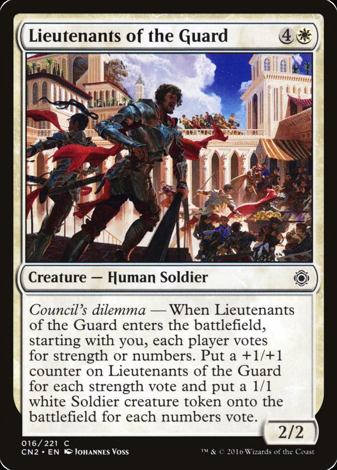 Lieutenants of the Guard [CN2]